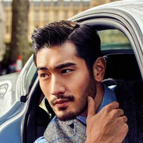 Asians with Beards - Cool Beard Styles For Asian Men