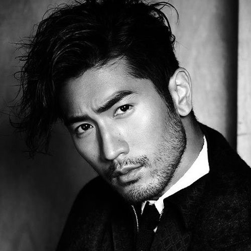 Asians with Facial Hair - Hot Beard Styles