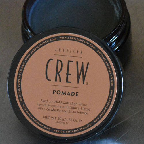 Best Hair Products For Men - American Crew Pomade