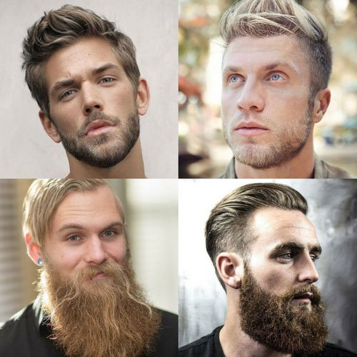 guys facial hair styles 17 beard styles s hairstyles haircuts 2017 1844 | Blonde Beard Styles