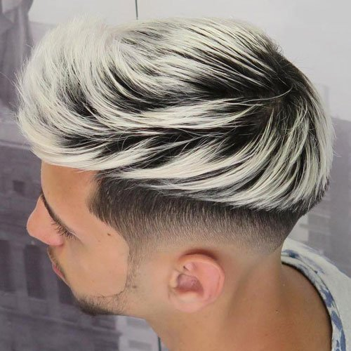 Brush Up with Low Skin Fade
