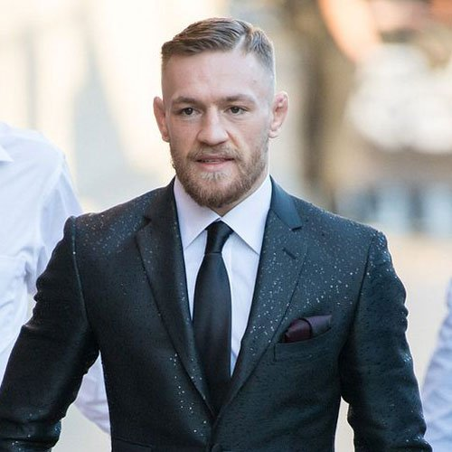 The Conor Mcgregor Haircut