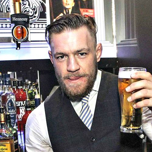 The Conor Mcgregor Haircut Men S Hairstyles Haircuts 2017