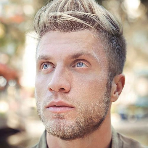 17 Blonde Beard Styles Men S Hairstyles Haircuts 2017