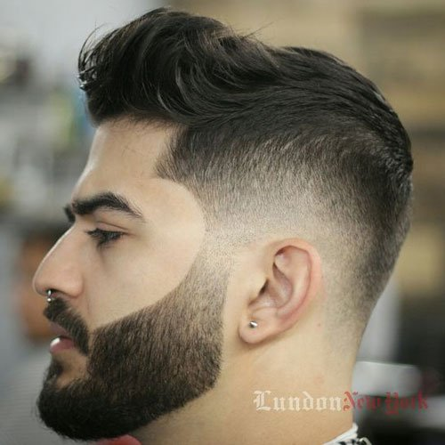 Beard Fade Cool Faded Beard Styles