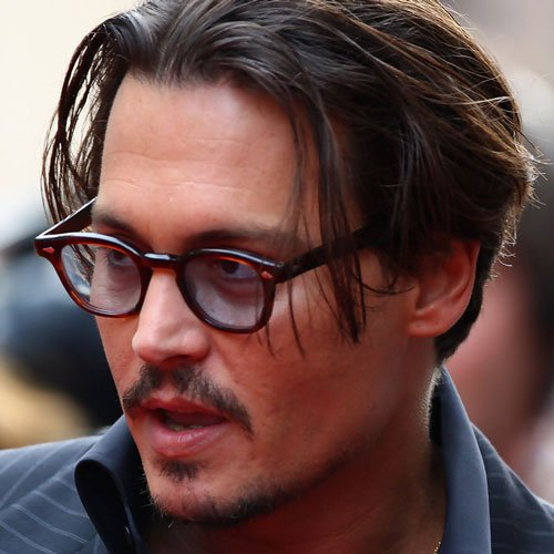 Johnny Depp Hairstyles Men S Hairstyles Haircuts 2019