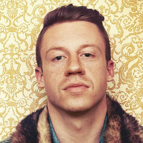 Cool Macklemore Haircut