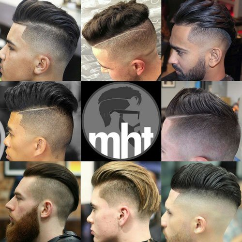 23 Disconnected Undercut Haircuts (2019 Guide)