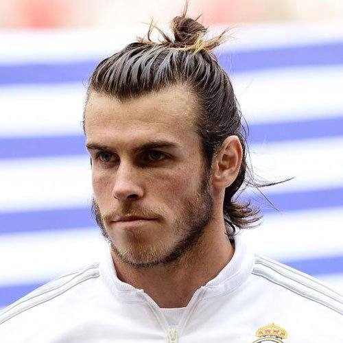 Gareth Bale Hair | www.imgkid.com - The Image Kid Has It!