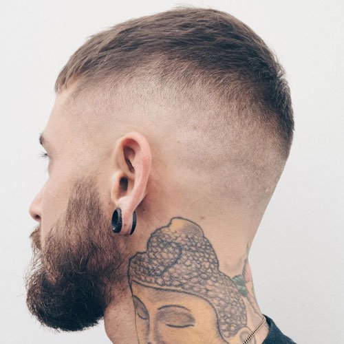 The Razor Fade Haircut Men S Hairstyles Haircuts 2017
