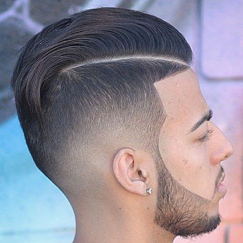 The Tape Up Haircut Men S Hairstyles Haircuts 2017