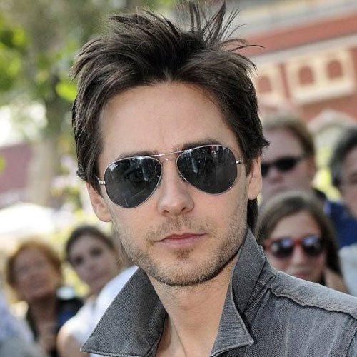 The Jared Leto Haircut - Men's Hairstyles and Haircuts 2017