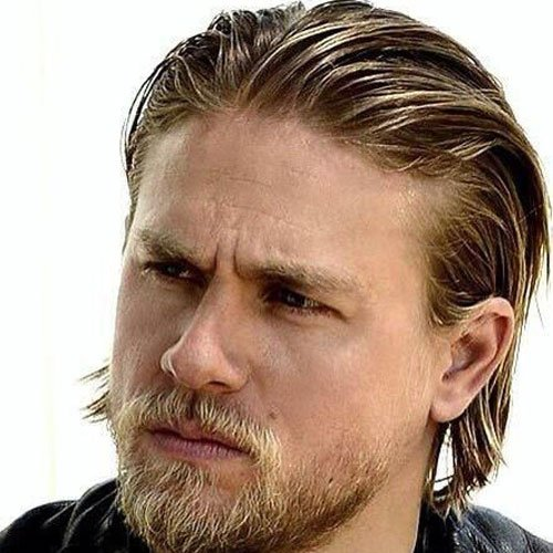 Jax Teller Hairstyle - Sons of Anarchy