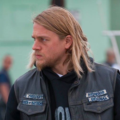 Jax Teller Long Hair
