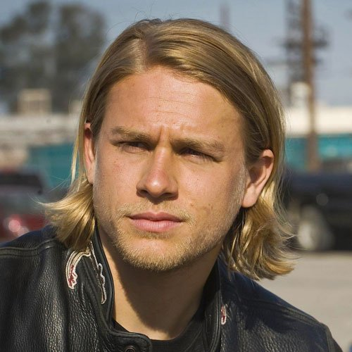Jax Teller Long Hairstyle