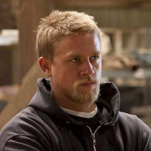 Jax Teller Short Hair