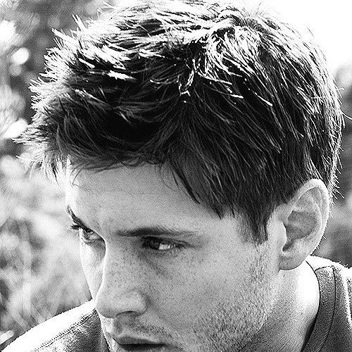 Jensen Ackles - Dean Winchester Hair