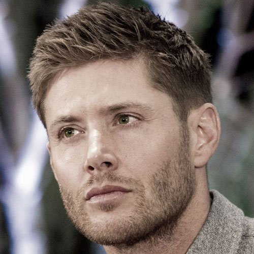 Jensen Ackles Haircut