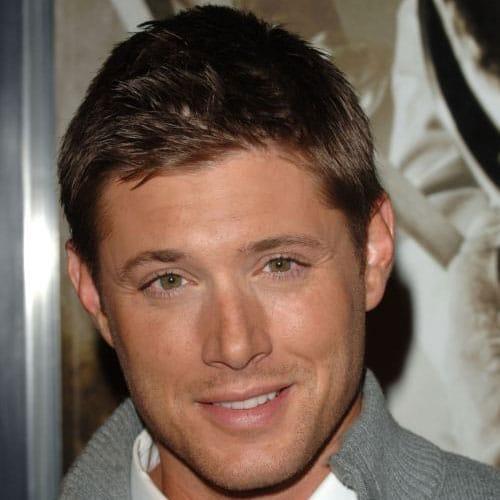 Jensen Ackles Hairstye - Crew Cut