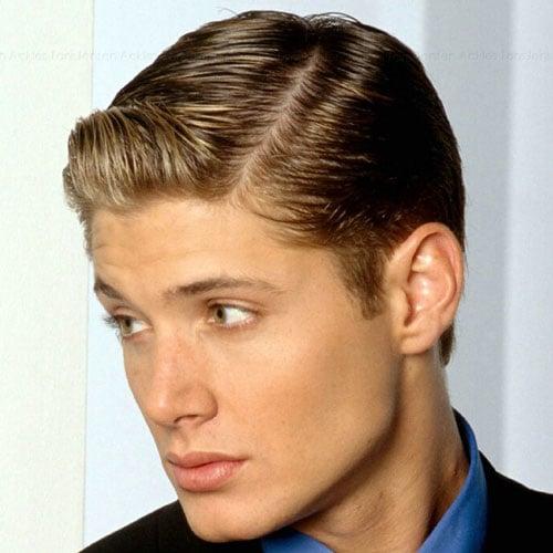 Jensen Ackles Haircut  Dean Winchester Hair Mens - Gentleman Hairstyle