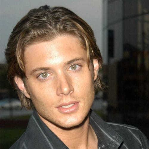 Jensen Ackles Long Hair