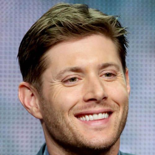 Jensen Ackles Longer Hair
