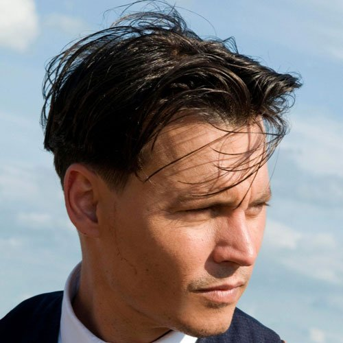 Johnny Depp Hairstyles Men S Hairstyles Haircuts 2017