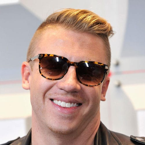 macklemore haircut mens hairstyles haircuts 2017
