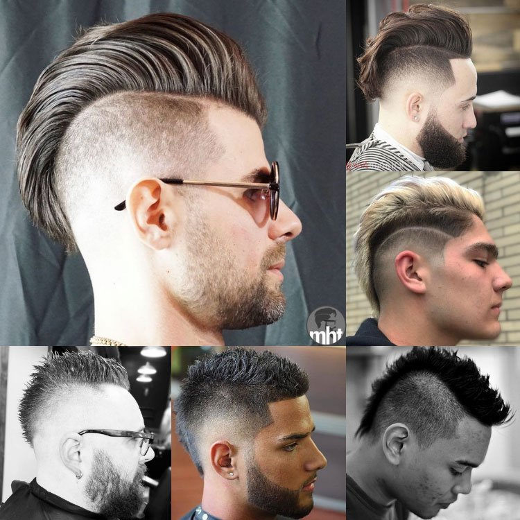 35 Best Mohawk Hairstyles For Men 2021 Guide