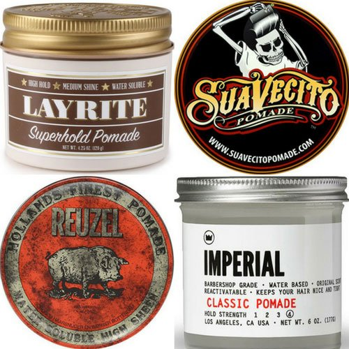 Pomades For Curly Hair
