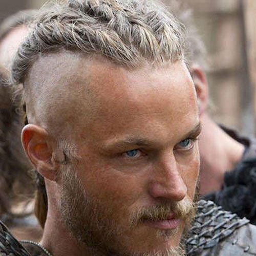 Ragnar Lothbrok Braids