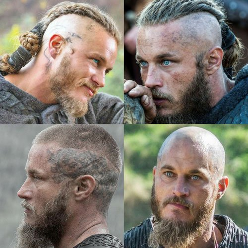 Ragnar Lodbrok Hair Www Pixshark Com Images Galleries