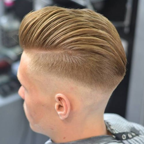 The Razor Fade Haircut Men S Hairstyles Haircuts 2020