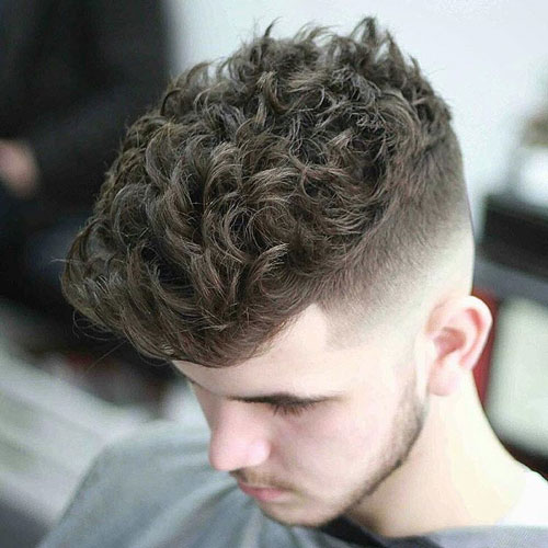 The Razor Fade Haircut Men S Hairstyles Haircuts 2017