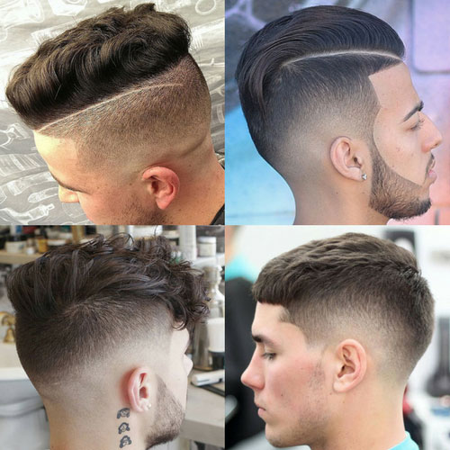 Tape Up Haircut