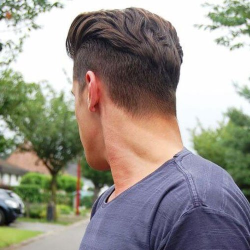 23 Disconnected Undercut Haircuts