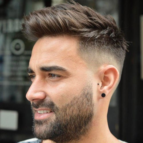 Skin Fade Haircut / Bald Fade Haircut