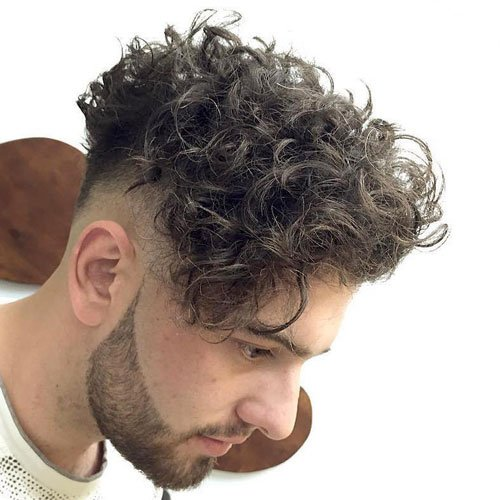 Curly Hair Undercut (2020 Guide)