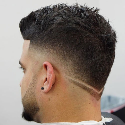 Low Fade Vs High Fade Haircuts Men S Hairstyles