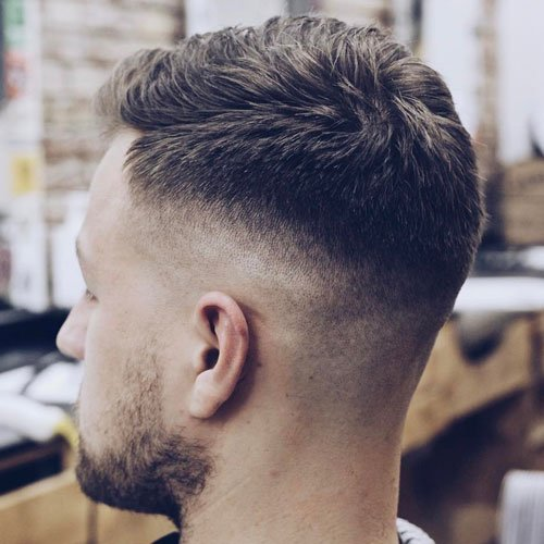 Low Fade Vs High Fade Haircuts 2020 Guide
