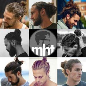 19 Man Bun Styles