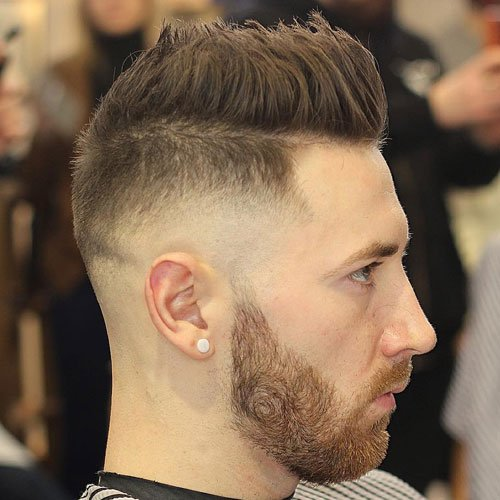how to ask for a high fade haircut