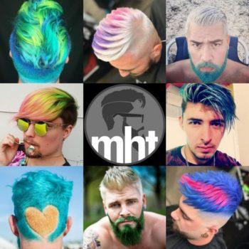 Merman Hair - Colored Hair and Beards