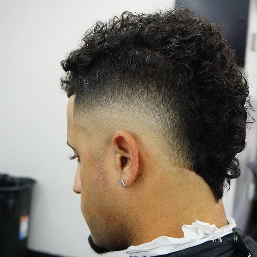 The Temp Fade Haircut – Top 21 Temple Fade Styles 2017