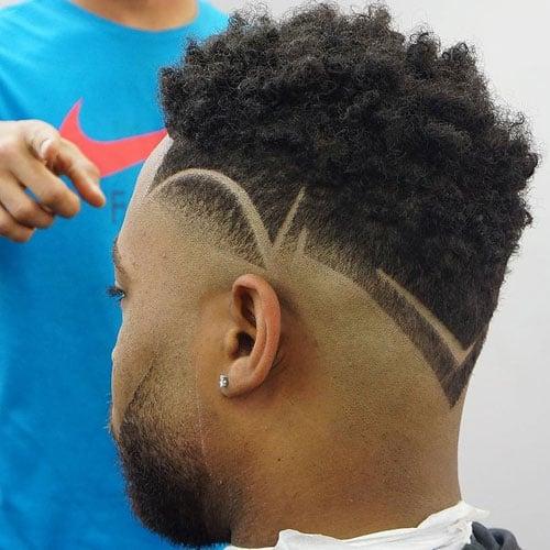 Temp Fade Haircut Best 37 Temple Fade Cuts 2020 Guide
