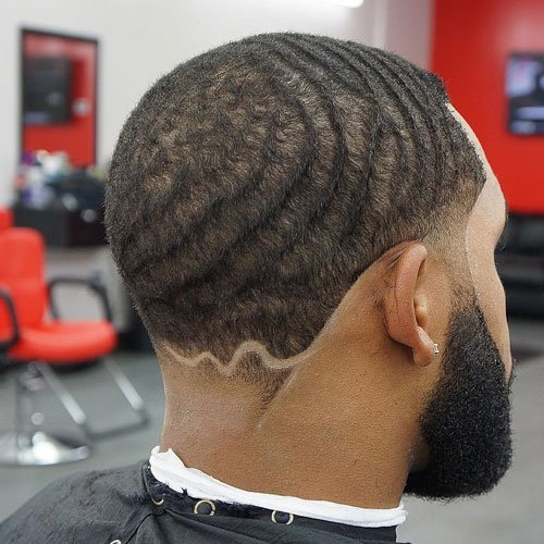 How To Get 360 Waves For Black Men Men S Hairstyles Haircuts 2019
