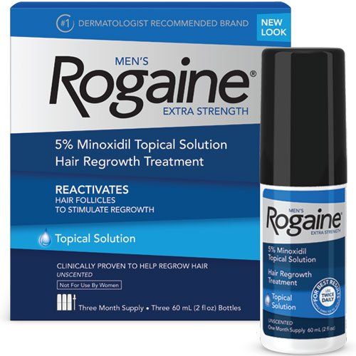 Best Hair Loss Treatment - Rogaine
