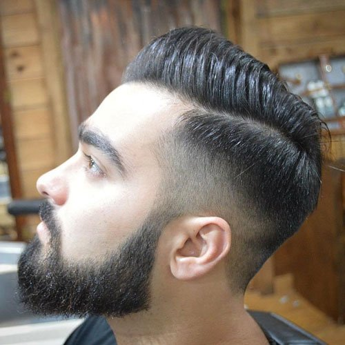 Top Men's Hair Trends 2017