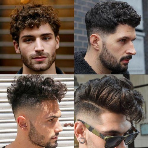 19 Best Haircuts For Curly Hair Men 2019 Update