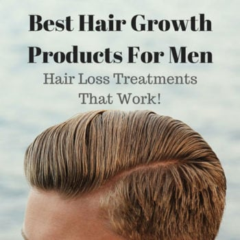 Hair Growth Products Men
